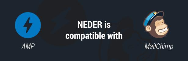 Neder - WordPress News Magazine and Blog Theme - 9