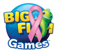 Big Fish Games Breast Cancer Awareness Logo