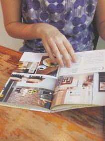 The Café even got featured in a magazine :)