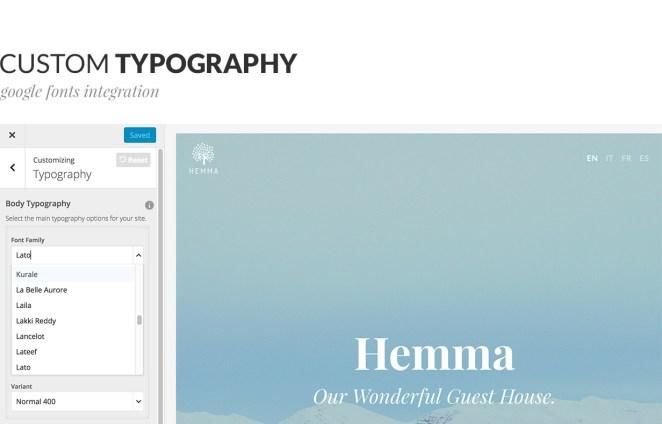 Hemma - A WordPress theme for Holiday Houses - 5