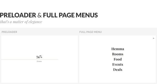 Hemma - A WordPress theme for Holiday Houses - 7