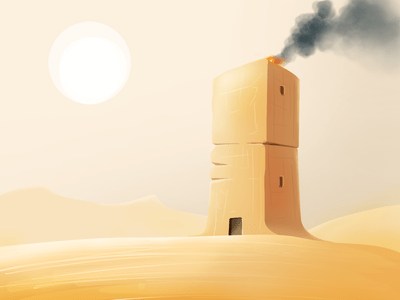 ON THE DESERT