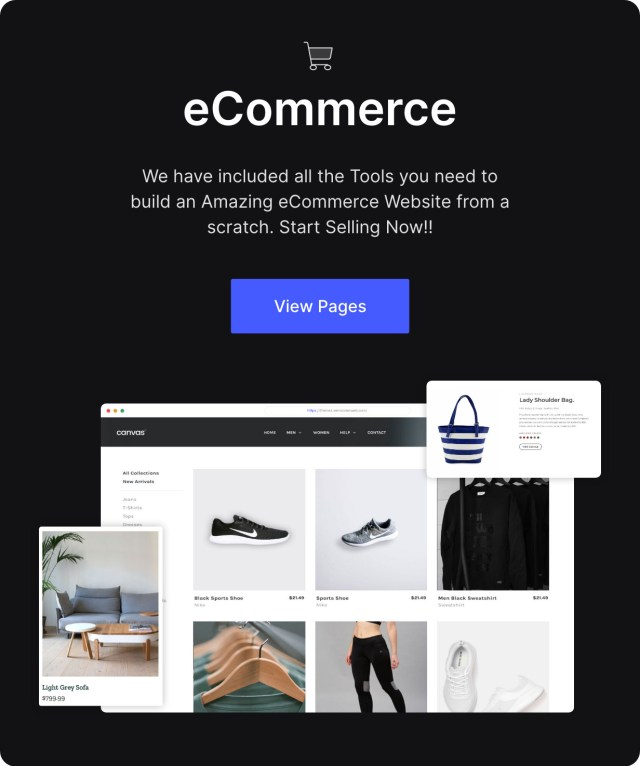 eCommerce Ready