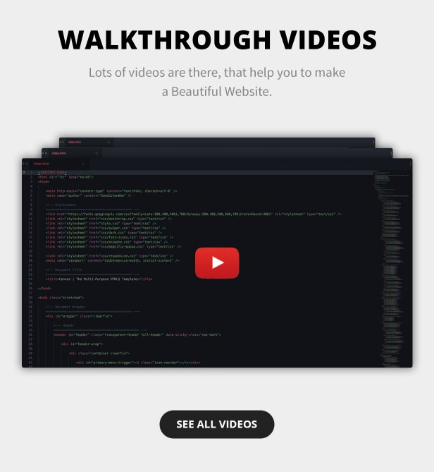 Walkthrough Videos