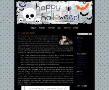 A Kelleyroo Halloween