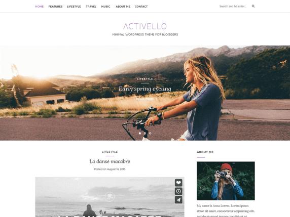 Activello | WordPress.org