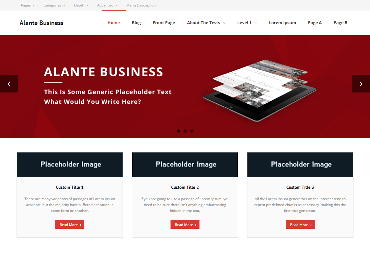 Alante Business
