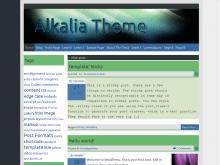 Alkalia