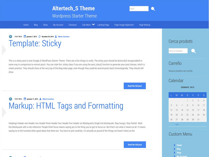 Altertech_S theme wordpress gratuit