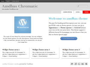Amdhas theme wordpress gratuit