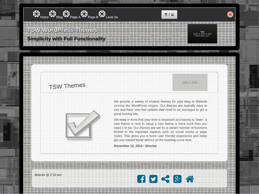 Amp free wordpress theme