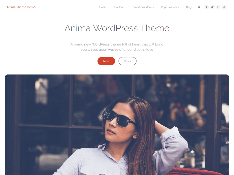 Anima - WordPress theme | WordPress org