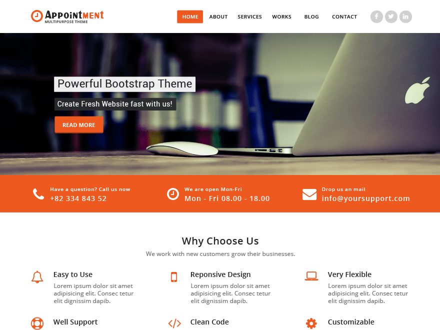 Wordpress themes dating site
