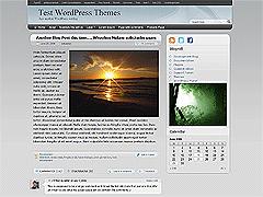 Arjuna X wordpress theme