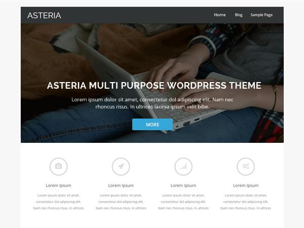 Asteria Lite | WordPress.org