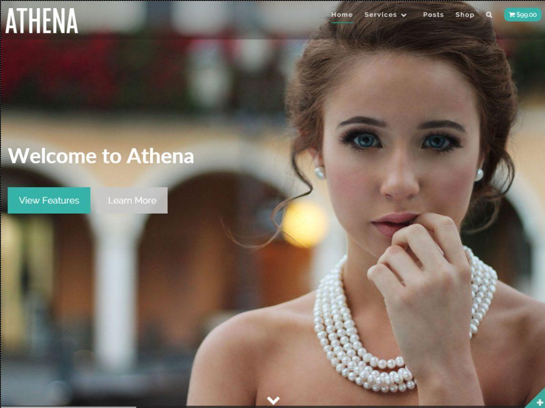 ATHENA Business, Portfolio, Biographie, Blog