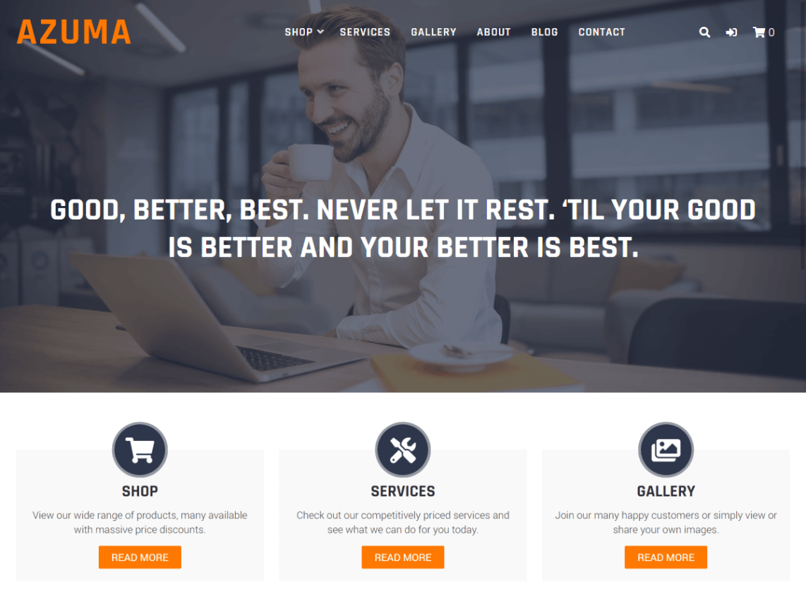 Azuma-free-responsive-eCommerce-business-WordPress-theme-WPreviewteam