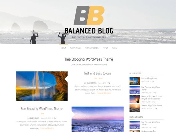 Una columna | WordPress.org