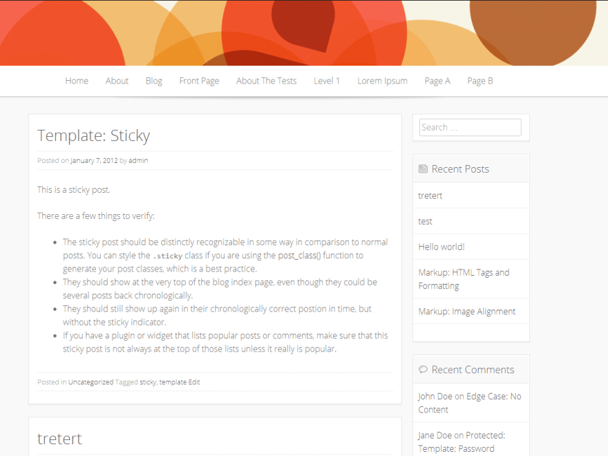 Baseshine theme wordpress gratuit