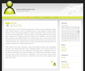 Baughxie free wordpress theme