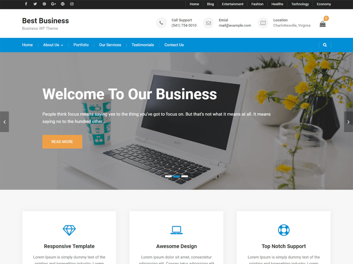 Best business wordpress best business is a modern and trendy useful and resourceful versatile and flexible powerful and easy to use and responsive wordpress creative cheaphphosting Image collections