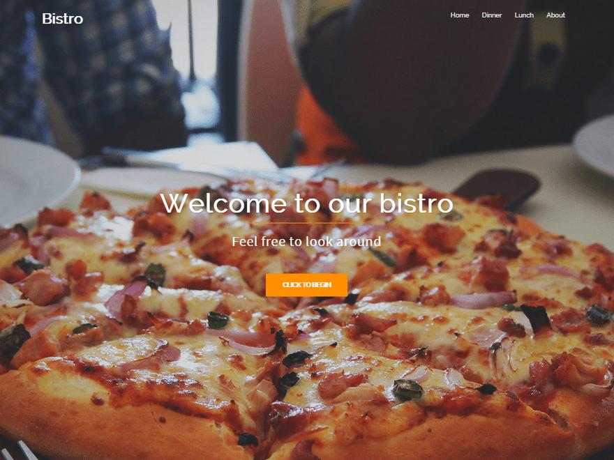 BISTRO Business, Portfolio, Biographie, Blog