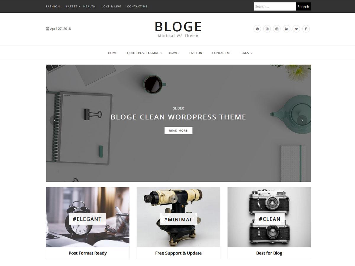 User blog (E 89