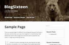 BlogSixteen