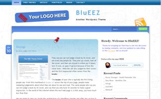 BLuEEZ free wordpress theme