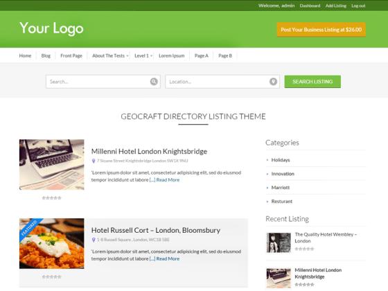 Business Directory | WordPress.org