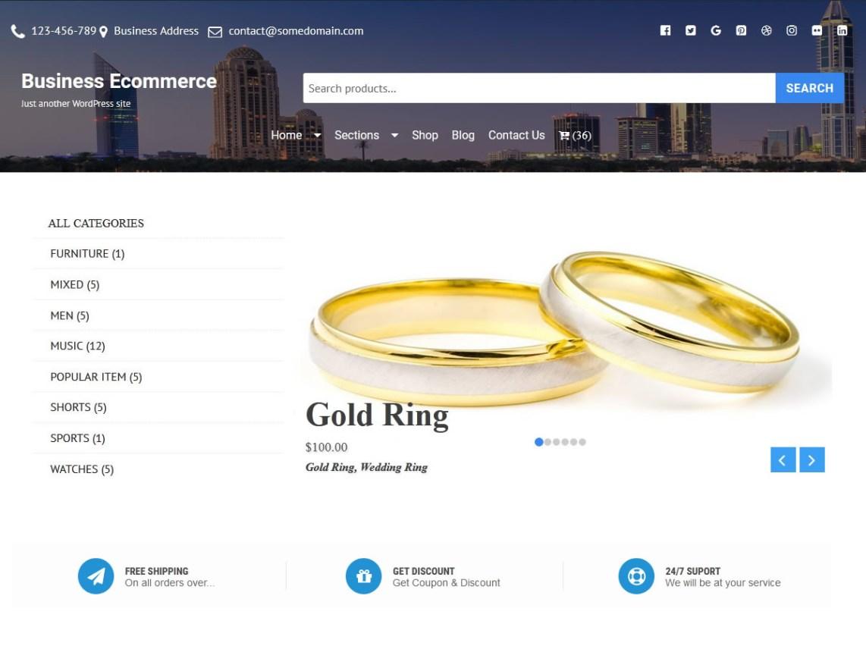 BusinessEcommerce-best-free-eCommerce-WooCommerce-WordPress-themes-Yudleethemes