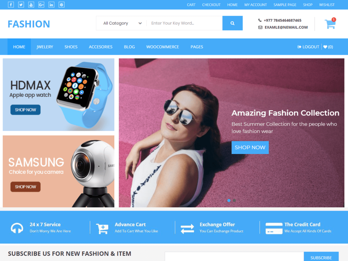Buzstores Theme Free Download