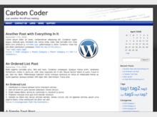 Carbon Coder