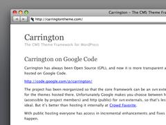 Carrington Text