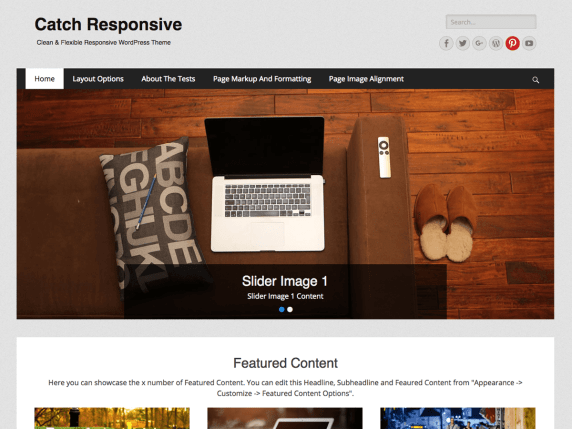 Catch Responsive   WordPress.org