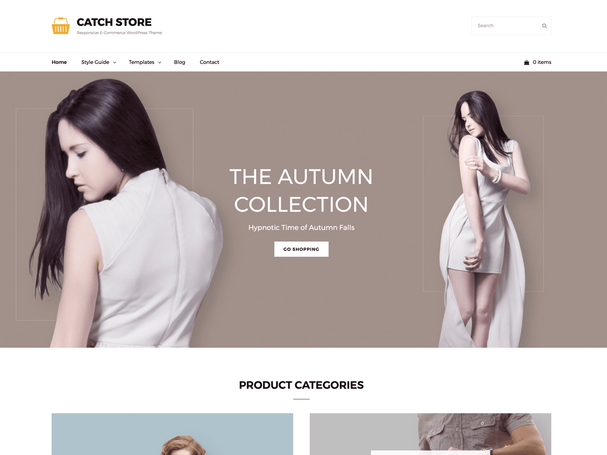 Catch Store