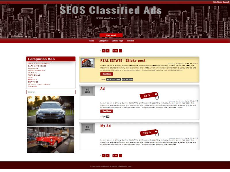 Classified Ads | WordPress.org