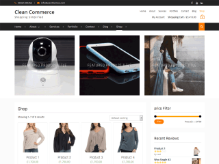 Clean Commerce