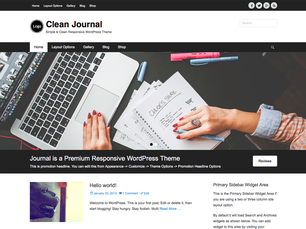 Clean Journal