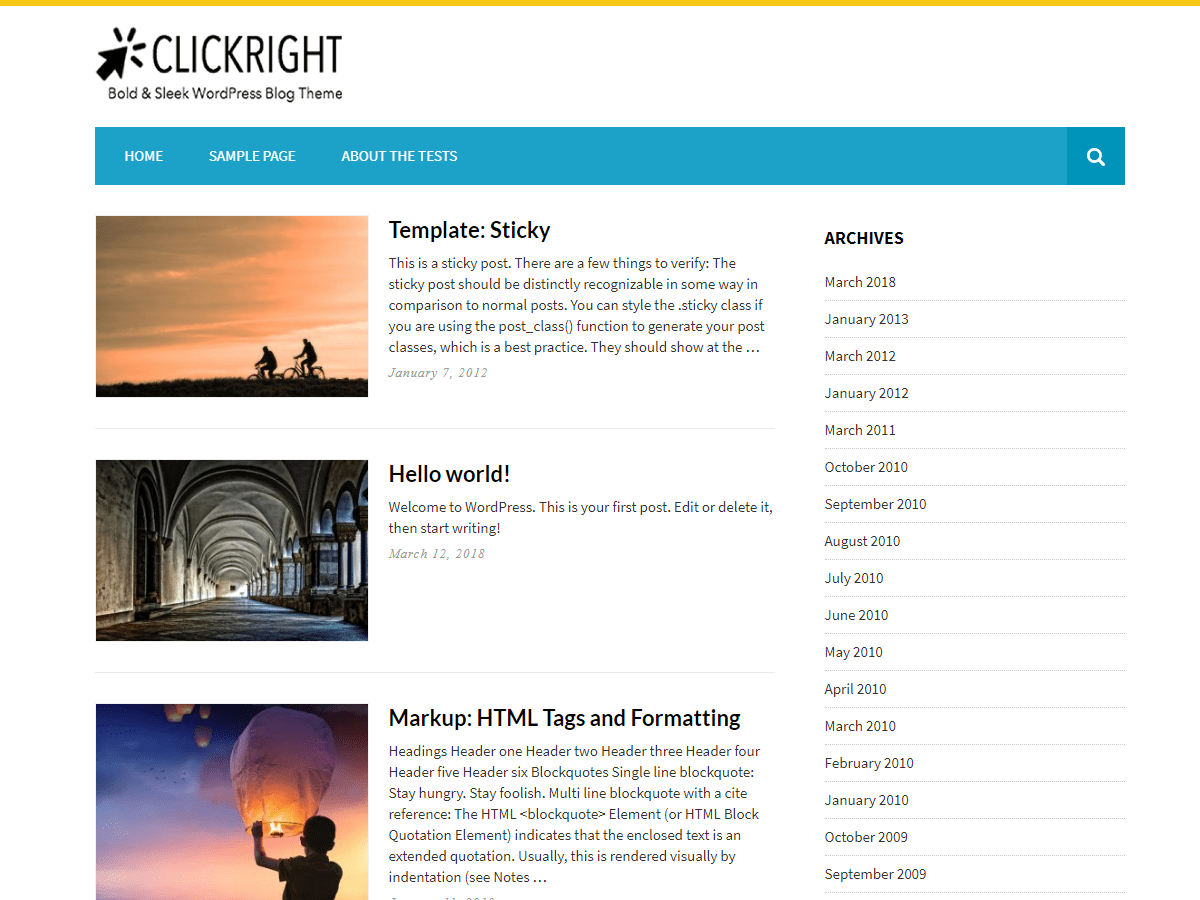 Clickright Lite