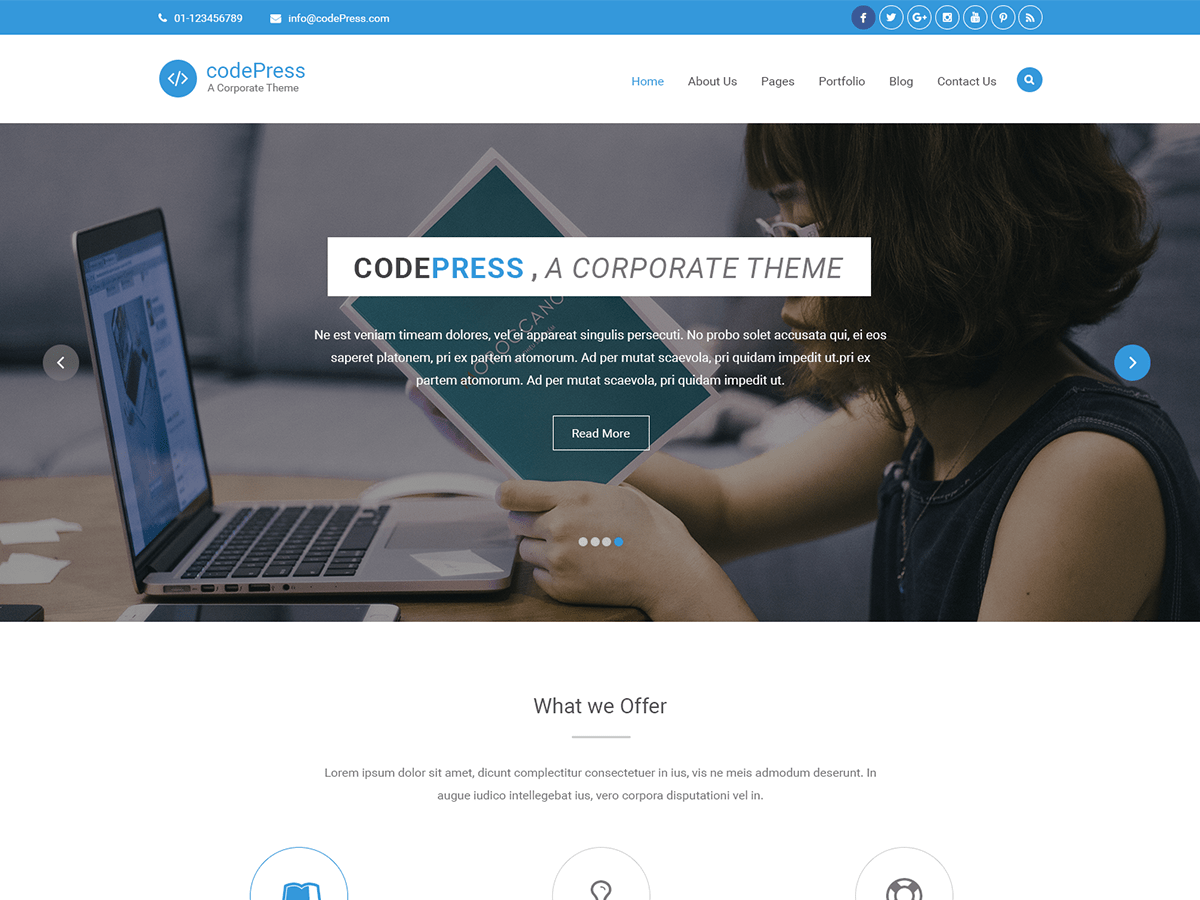 codepress corporate