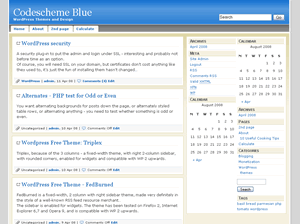 codescheme_blue free wordpress theme