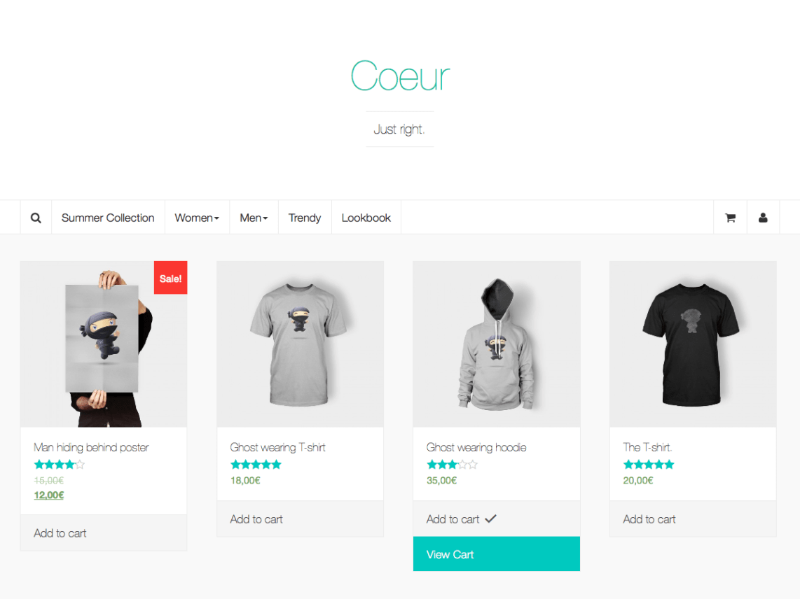 coeur provides you with everything you would expect from a premium theme for free it is among the most complete free wordpress themes and it offers a vast