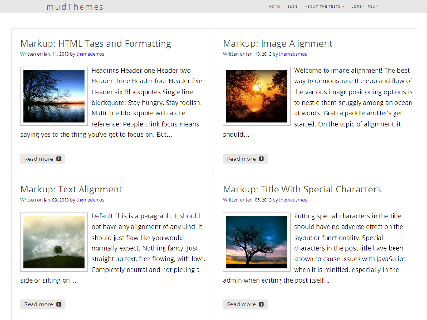 Cognize free wordpress theme