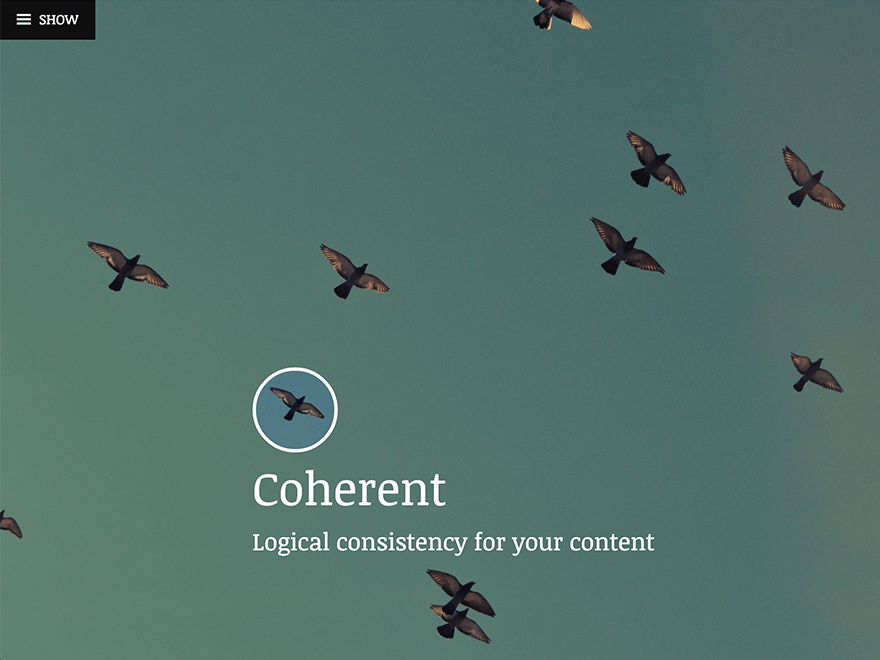 Coherente | WordPress.org