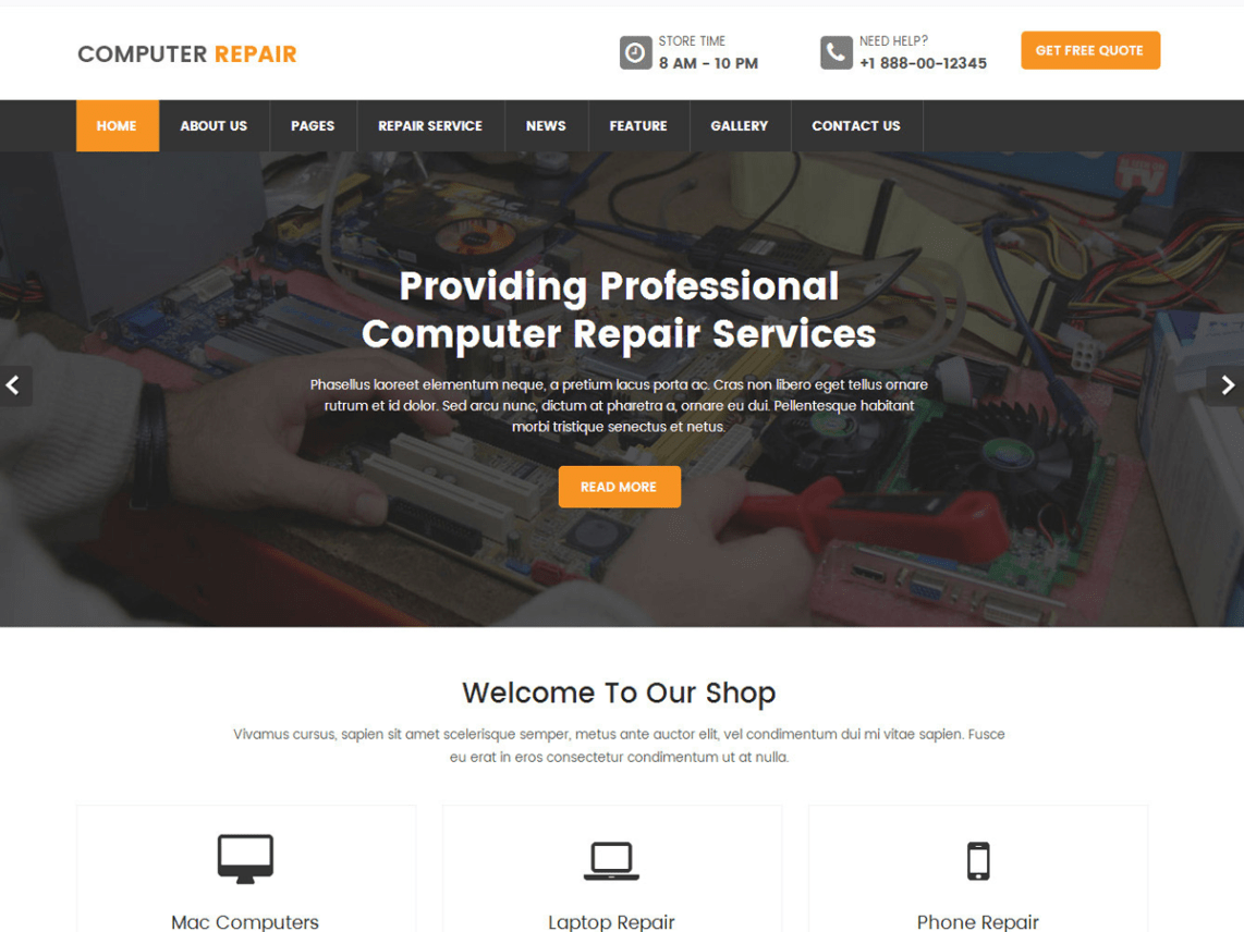free pc repair courses online