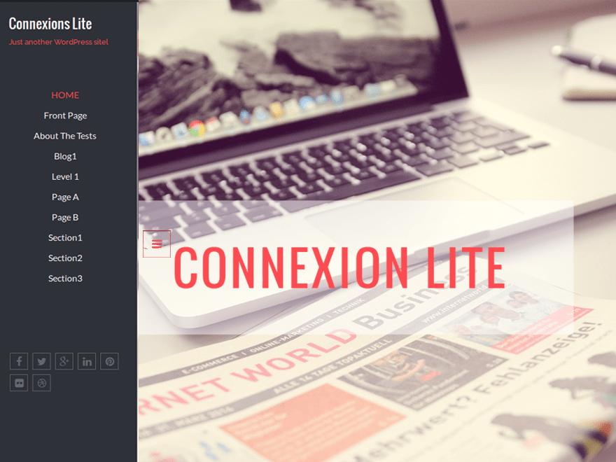 CONNEXIONS-LITE Business, Portfolio, Biographie, Blog