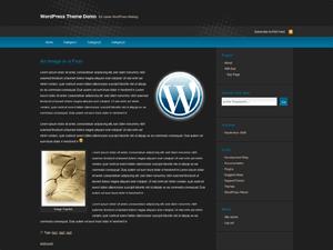 deCoder free wordpress theme