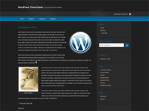 deCoder wordpress theme