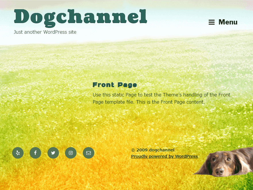 Dog Channel